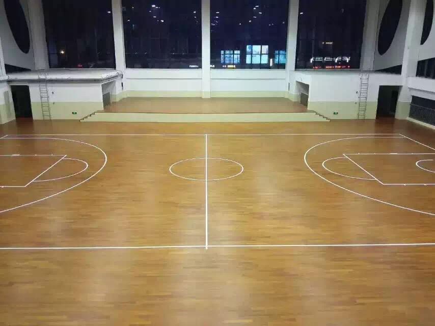 篮球场地-工程<南宁市某综合场>