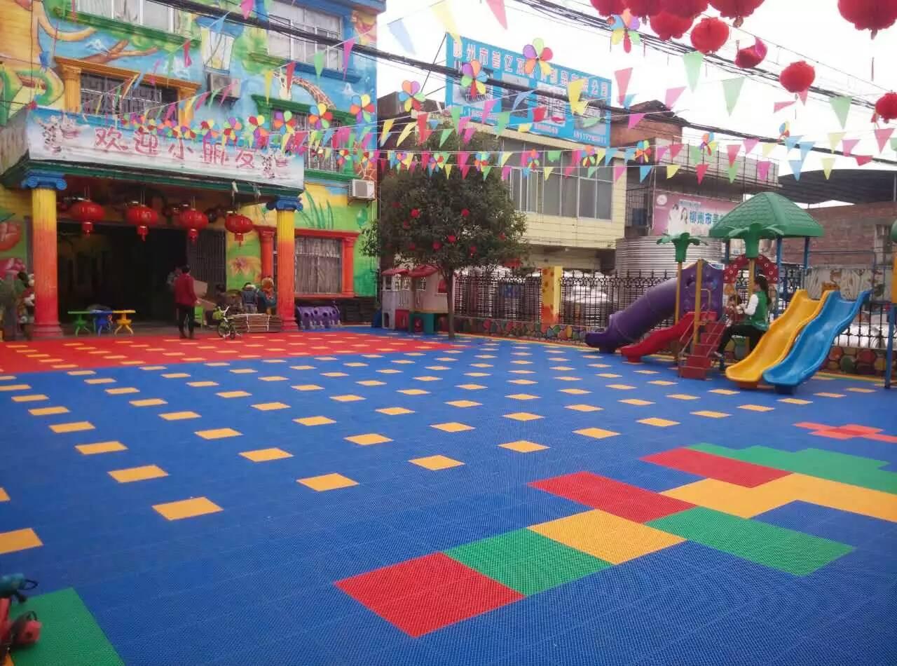 幼儿园场-工程<广西区某重点学校>